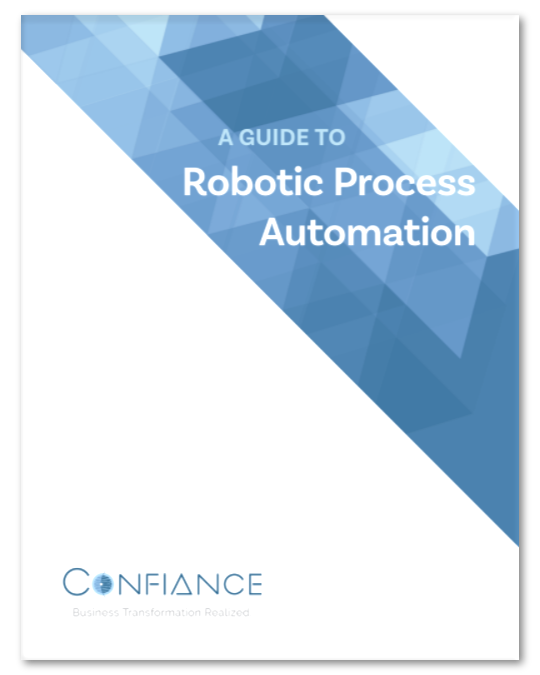 Ebook on Robotic Process Automation